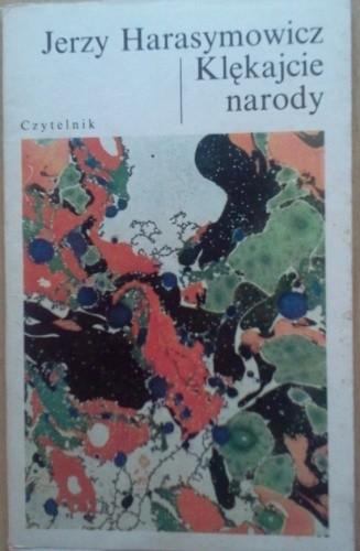 Okładka książki Klękajcie narody