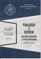 Tałhid i szirk. Monoteizm i politeizm