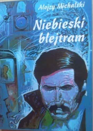 Okładka książki Niebieski blejtram