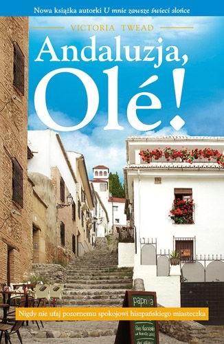 Okładka książki Andaluzja, Ole!