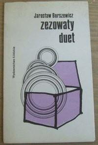 Okładka książki Zezowaty duet