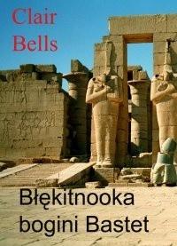 Okładka książki Błękitnooka bogini Bastet