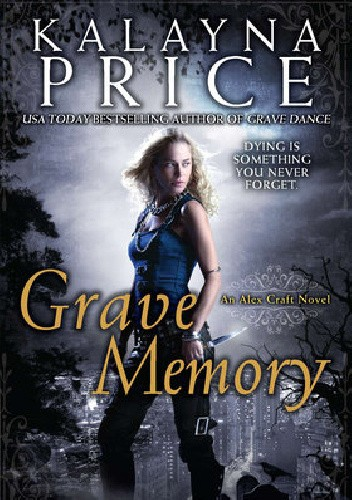 Okładka książki Grave Memory