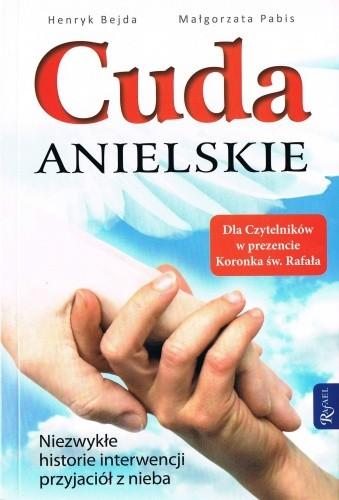 Okładka książki Cuda Anielskie