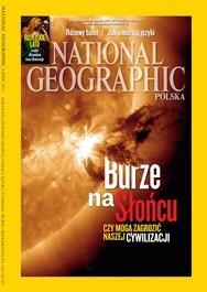 Okładka książki National Geographic 07/2012 (154)