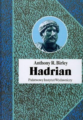 Okładka książki Hadrian