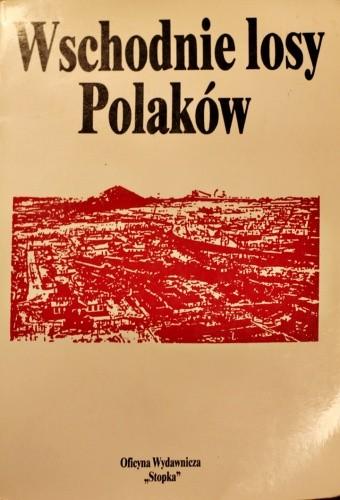 Okładka książki Wschodnie losy Polaków 2