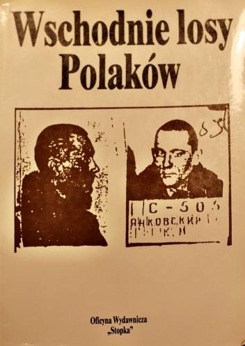 Okładka książki Wschodnie losy Polaków 3