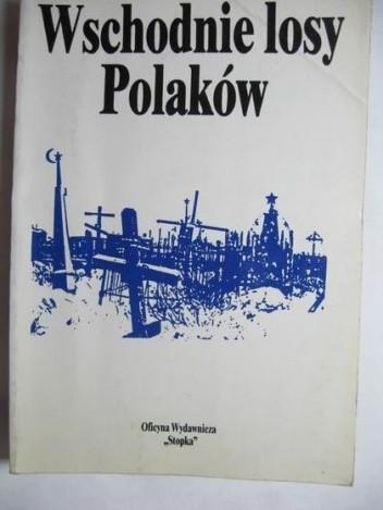Okładka książki Wschodnie losy Polaków 4