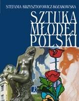 Okładka książki Sztuka Młodej Polski