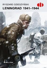 Okładka książki Leningrad 1941-1944