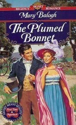 Okładka książki The Plumed Bonnet