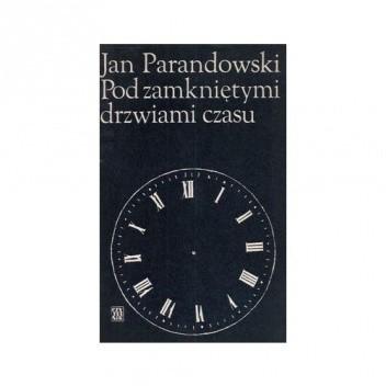 Okładka książki Pod zamkniętymi drzwiami czasu