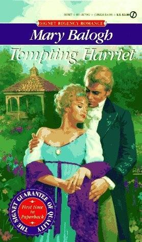 Okładka książki Tempting Harriet