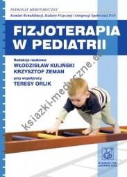 Okładka książki Fizjoterapia w pediatrii