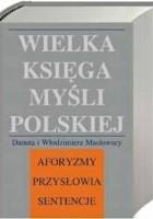 Wielka księga myśli polskiej