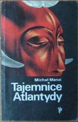 Okładka książki Tajemnice Atlantydy