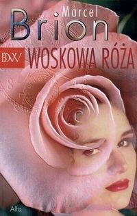 Okładka książki Woskowa róża