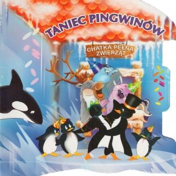 Okładka książki Taniec pingwinów