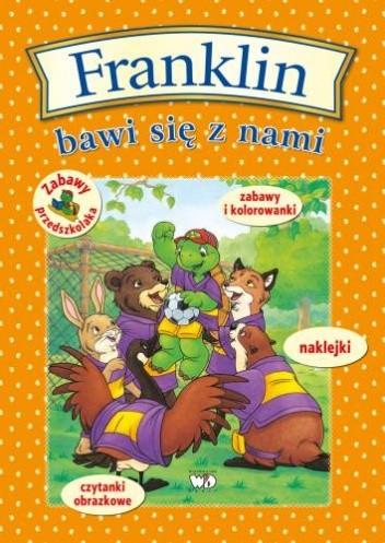 Okładka książki Franklin bawi się z nami