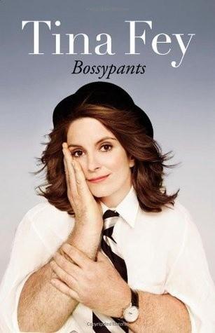 Okładka książki Bossypants