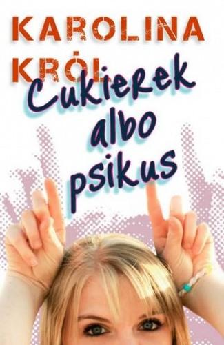 Okładka książki Cukierek albo psikus