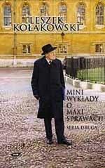 Okładka książki Mini-wykłady o maxi-sprawach. Seria druga