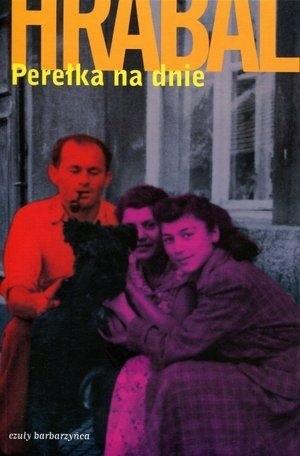Okładka książki Perełka na dnie. Rozmowy