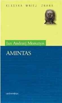 Okładka książki Amintas