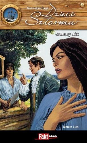 Okładka książki Srebrny nóż