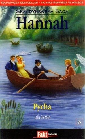 Okładka książki Pycha