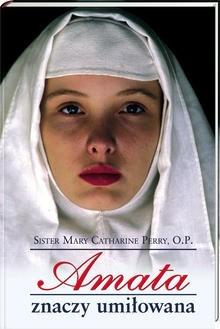 Okładka książki Amata znaczy umiłowana