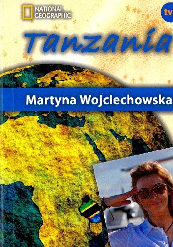 Okładka książki Tanzania