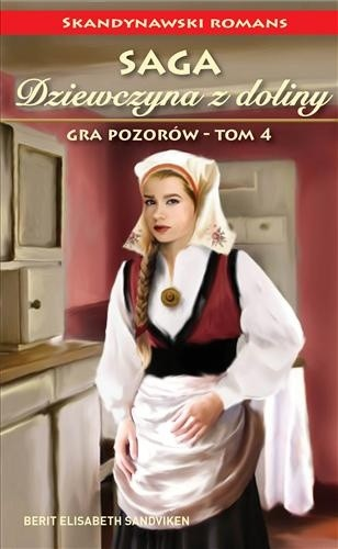 Okładka książki Gra pozorów