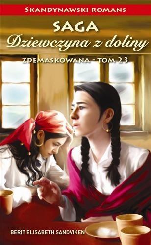 Okładka książki Zdemaskowana