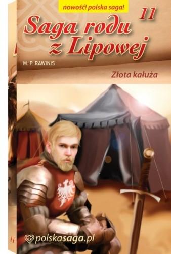Okładka książki Złota kałuża