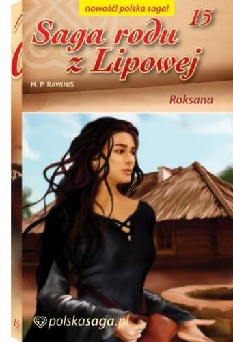 Okładka książki Roksana