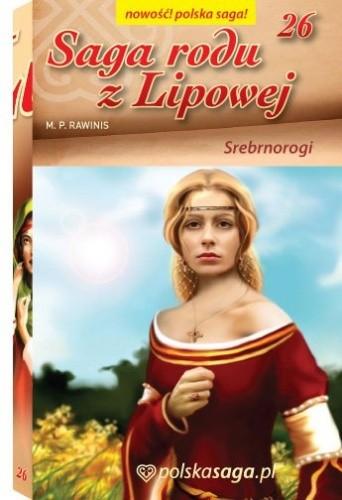Okładka książki Srebrnorogi
