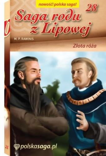 Okładka książki Złota róża