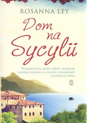 Okładka książki Dom na Sycylii