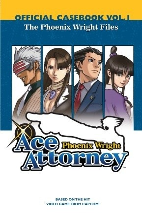 Okładka książki Ace Attorney - The Phoenix Wright Files
