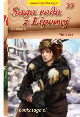 Okładka książki Mateusz