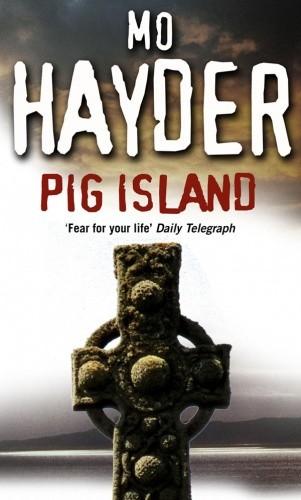 Okładka książki Pig Island