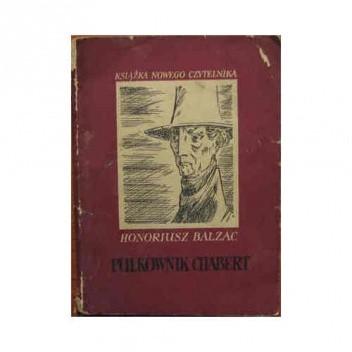 Okładka książki Pułkownik Chabert