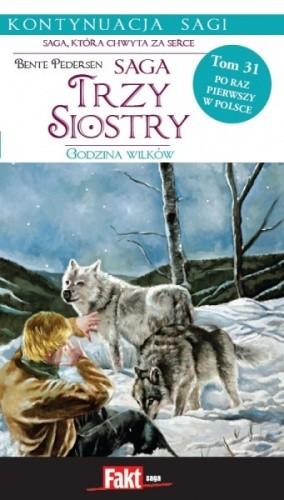 Okładka książki Godzina wilków