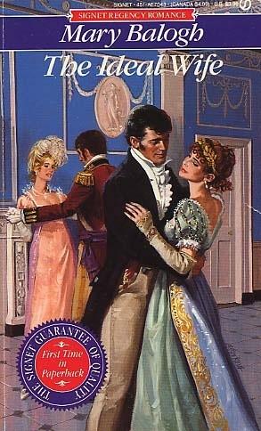 Okładka książki The Ideal Wife