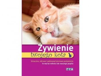 Okładka książki Żywienie twojego kota