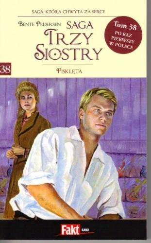 Okładka książki Pisklęta