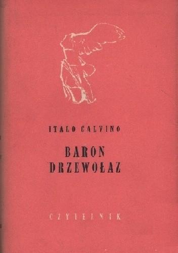 Okładka książki Baron  Drzewołaz
