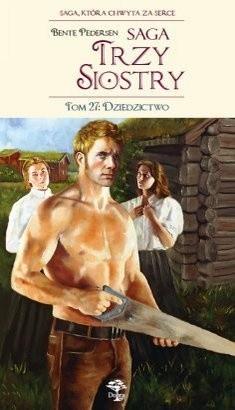 Okładka książki Dziedzictwo